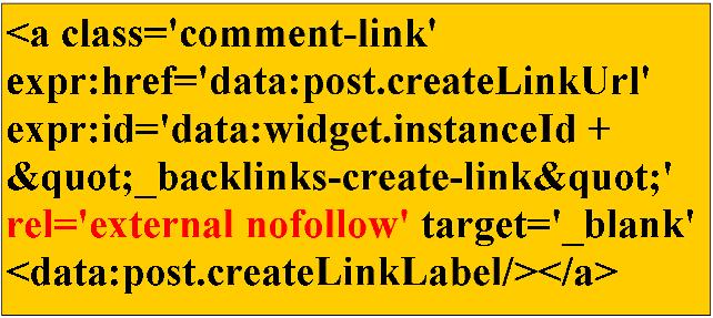 cara penggunaan rel nofollow pada blog-3