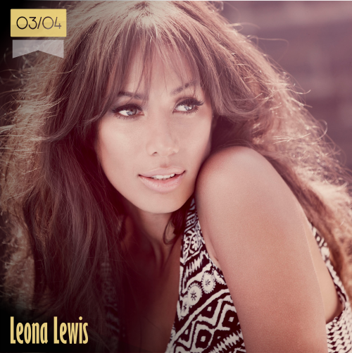3 de abril | Leona Lewis - @leonalewis | Info + vídeos