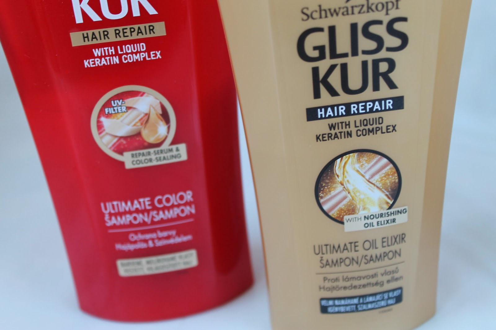 Gliss Kur Hair Repair