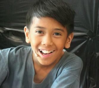 Foto Iqbal Coboy Junior Terbaru 2013