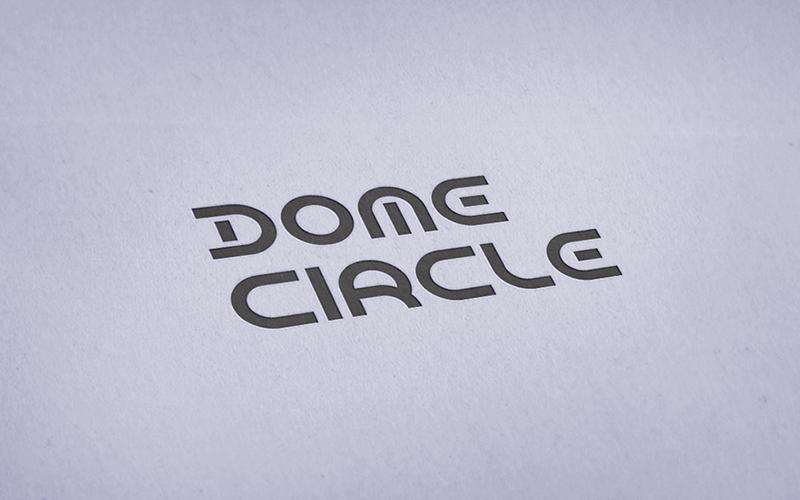 font dome circle