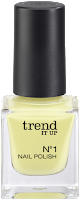 Preview: Die neue dm-Marke trend IT UP - N°1 Nail Polish 130 - www.annitschkasblog.de
