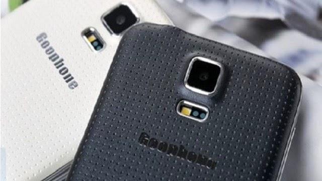 Galaxy S5 çakması GooPhone S5