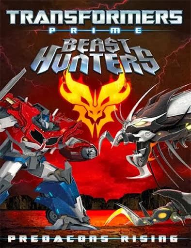 Transformers Prime Beast Hunters Predacons Rising (2013) Online