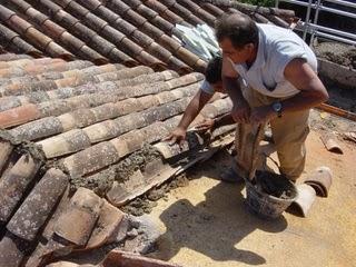 El maestro de obras xavier valderas los tejados - Material para tejados ...