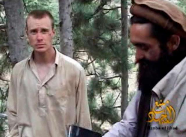 Sgt Bowe Bergdahl, Taliban, Afghanistan, POW, US Army