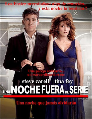 descargar Una Noche Fuera de Serie – DVDRIP LATINO