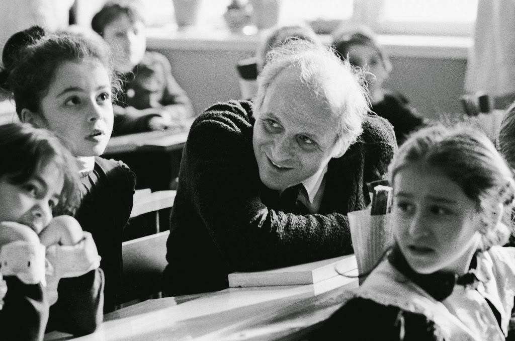 Mokytojas Šalva Amonašvilis