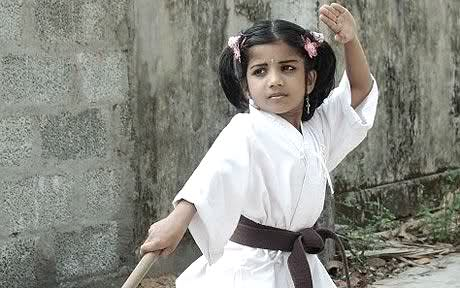 Samantha Ruth Prabhu's childhood