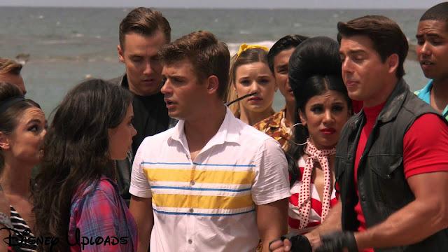 """Una escena de la película """"Teen Beach 2"""" que es la segunda parte de """"Teen Beach Movie""""."""