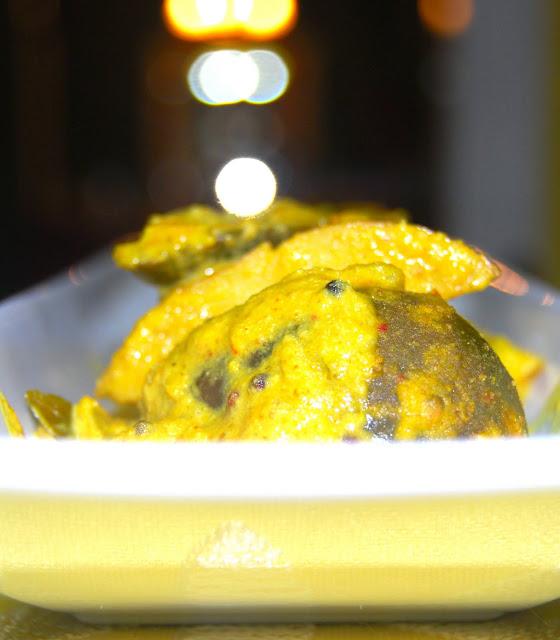 gingery eggplant