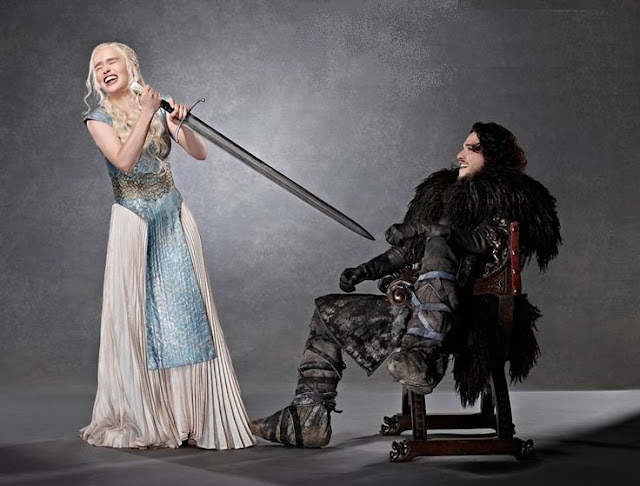 Game of Thrones Spoilers: Emilia Clarke teases Jon Snow in season six?!