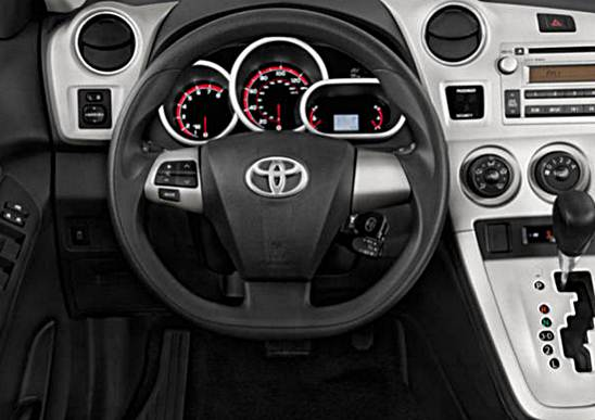 2016 Toyota Matrix AWD Price