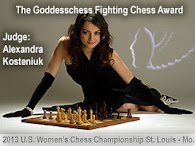 Goddesschess Fighting Spirit Award