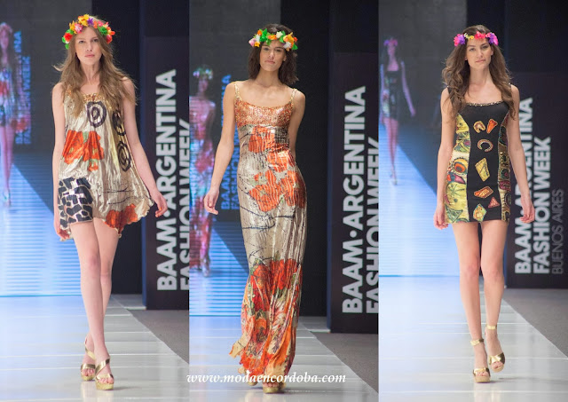 Moda Argentina 2013/2014.Maurenne Dinar
