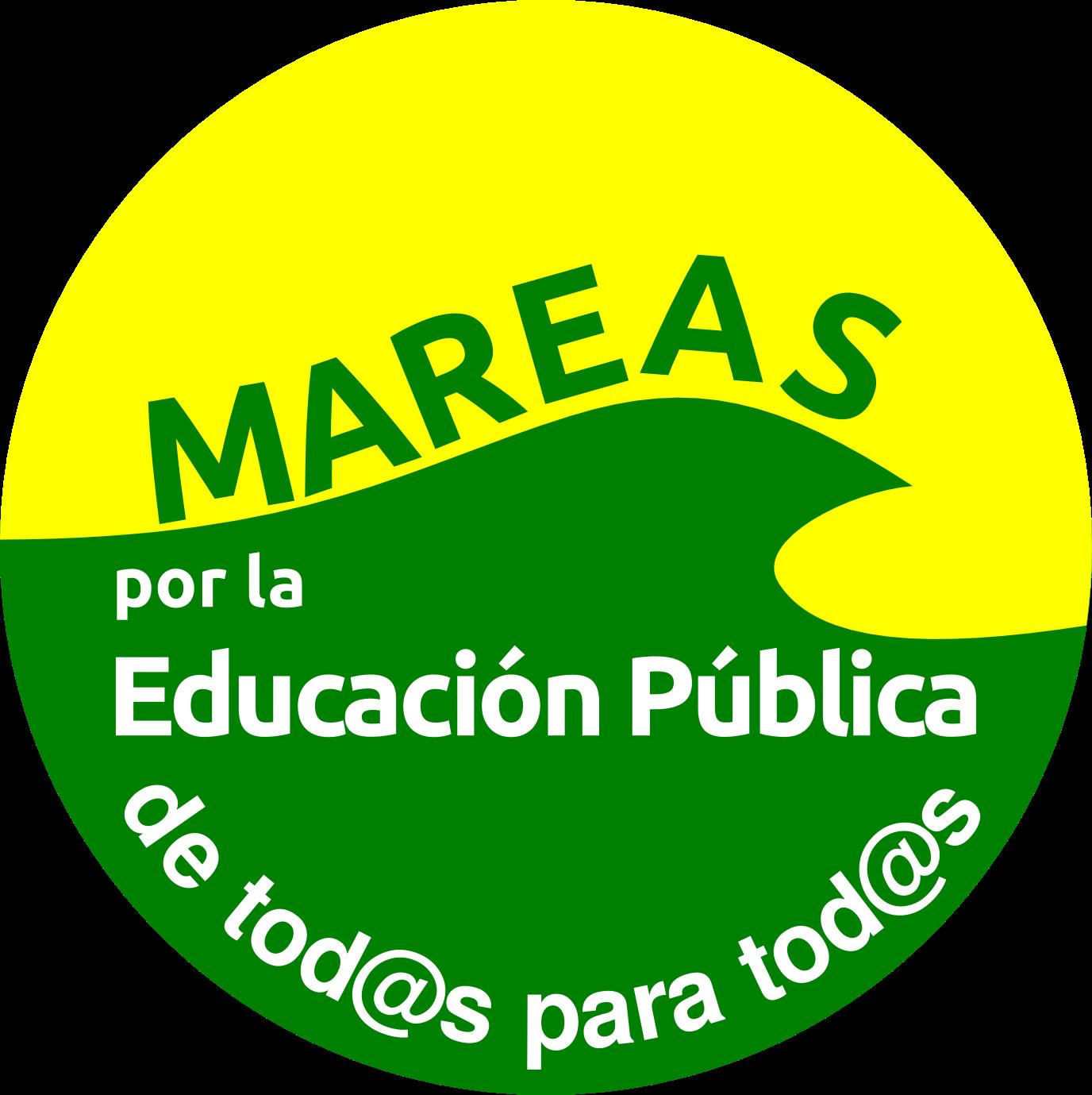 Mareas por la Educación Pública