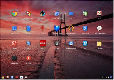Sistem Operasi Chrome OS