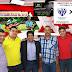 Dirigentes da Liga de Valença visitam a FBF e confirma Amistoso para o próximo Domingo