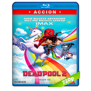 Deadpool 2 (2018) Theatrical BRRip 720p Audio Dual Latino-Ingles