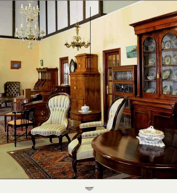 Compra y Venta de Muebles Antiguos y Objetos de Decoración