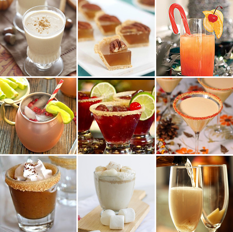 Gourmet Gossip | The Ultimate Guide to Thanksgiving Adult Holiday Beverages