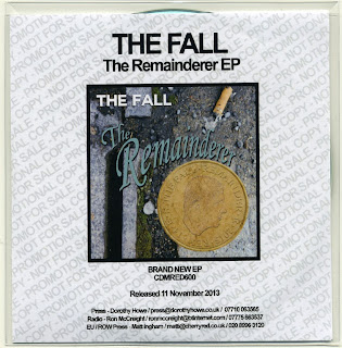 The Fall - The Remainderer Review
