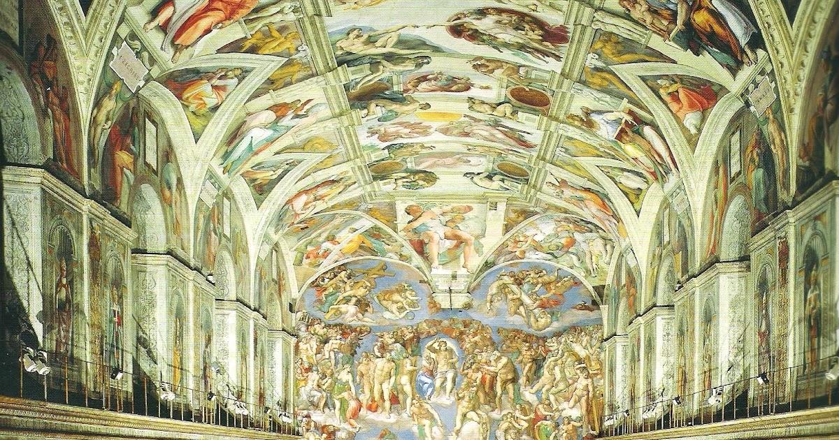 I migliori anni della c 500 anni fa la cappella sistina for Decorazione quattrocentesca della cappella sistina