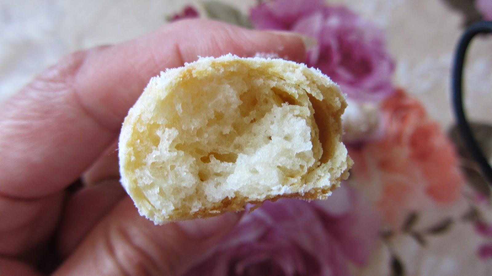 середина печенья