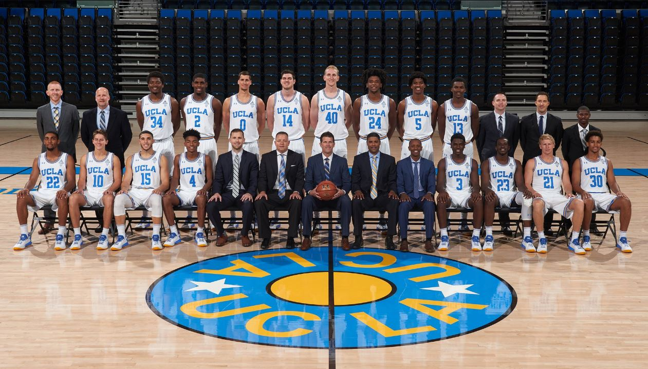 2017-18 UCLA Bruins