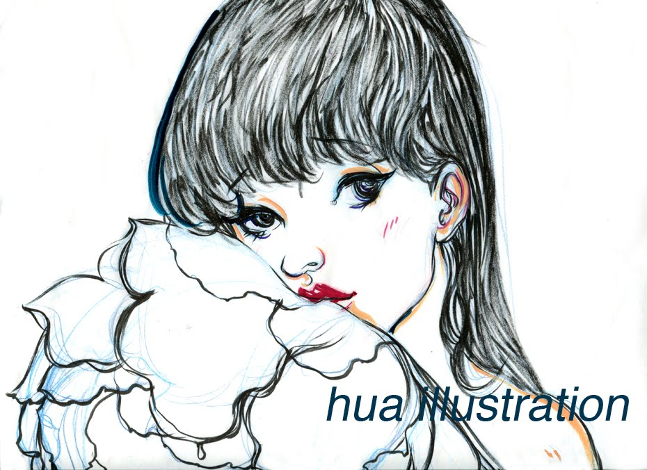 hua illustration
