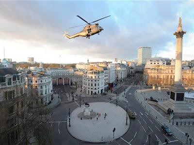 Tom Cruise consigue lo imposible: Deja el centro de Londres totalmente desierto