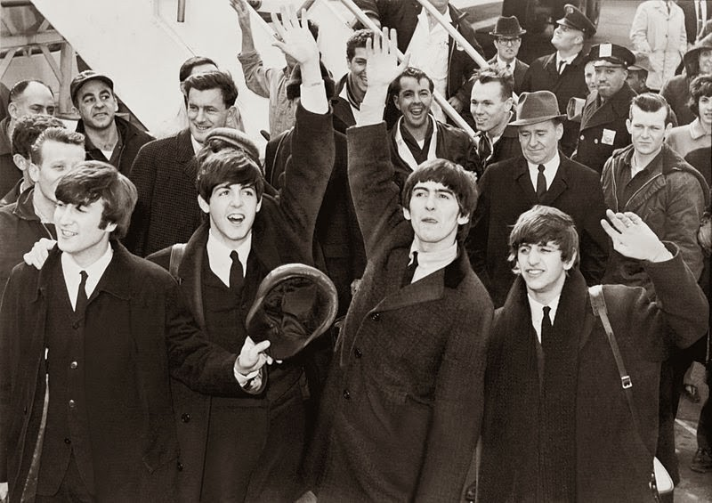 musica, the beatles, EEUU, 1964