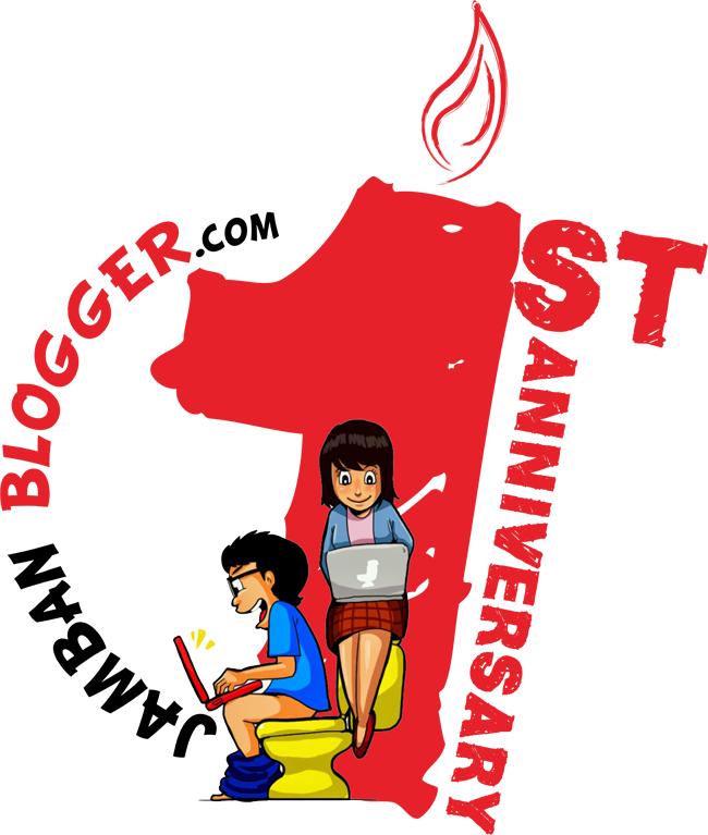 Jamban Blogger