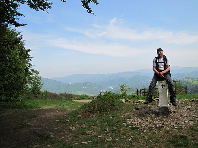 Soszów Wielki (886 m n.p.m.).