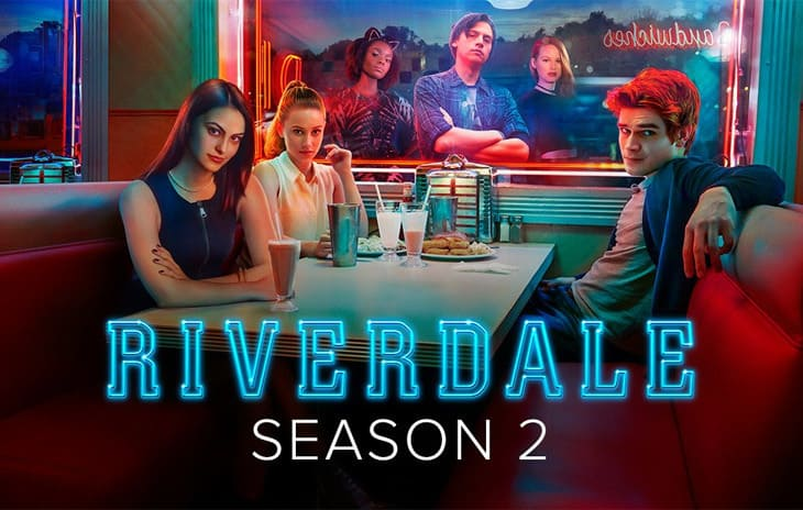 Riverdale - 2ª Temporada 2017 Série 720p HD Webdl completo Torrent