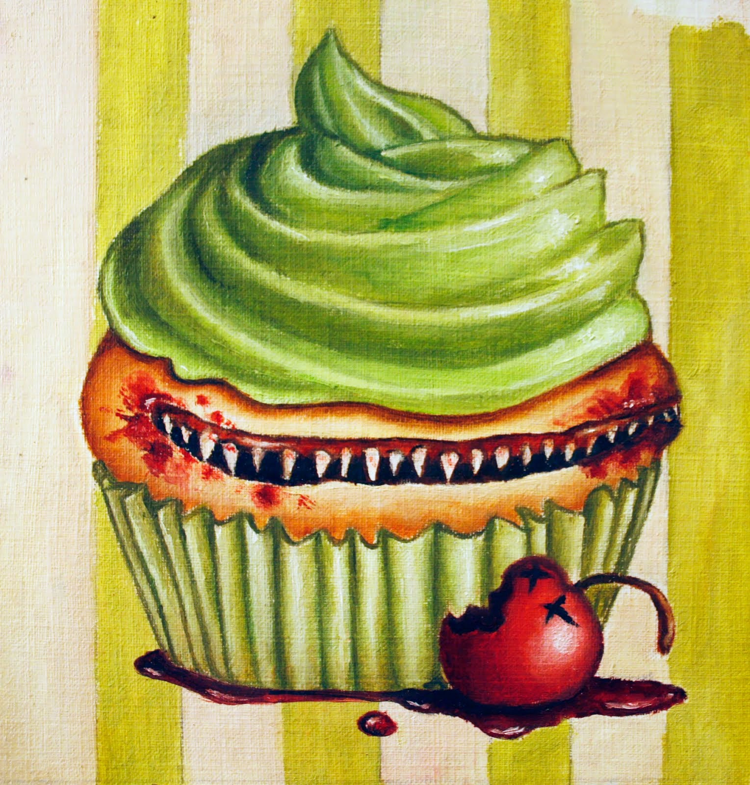 Monster cakes (muffin)