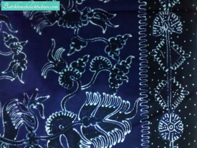 Kain Bahan Batik Tuban 2811P