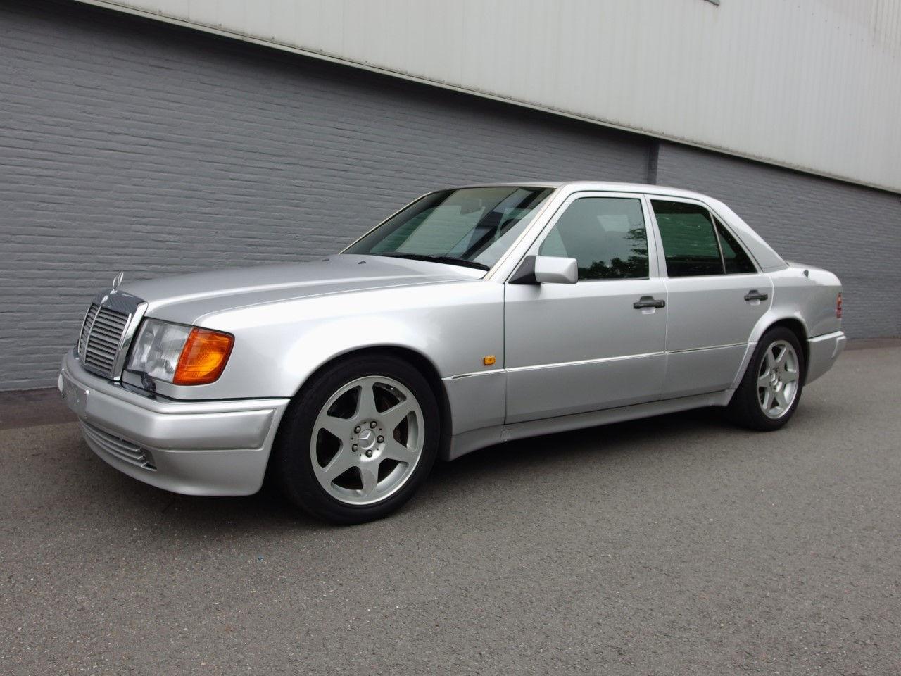 1993 mercedes benz w124 500e benztuning for Mercedes benz 500e