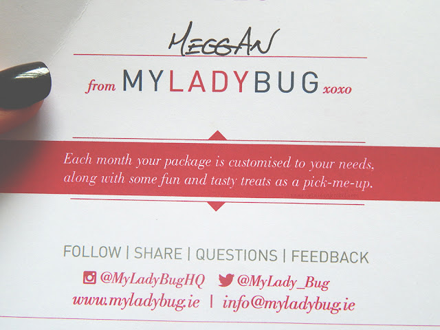 MyLadyBug social media card