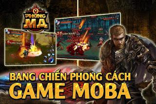 Tải game Phong Ma - Chặt chém thẳng tay