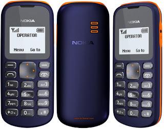 Nokia 103 HP Murah Dibawah 300 Ribu