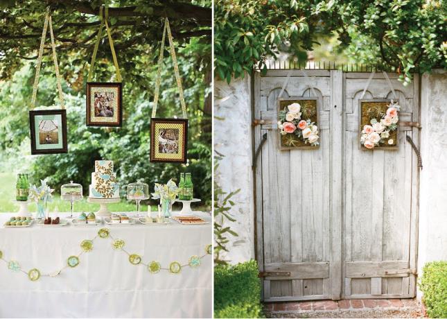 Wedding Trends Hanging Wedding Decor Part 2