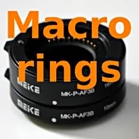 Cheap auto macro rings