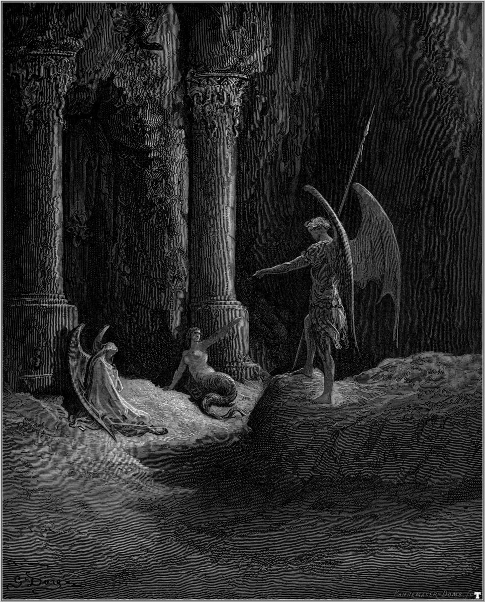 thesis on satan in paradise lost