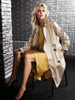 Massimo Dutti mujer vestido gabardina coleccion NYC edición limitada