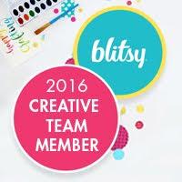 I'm an Itsy Blitsy Creative Team Member!