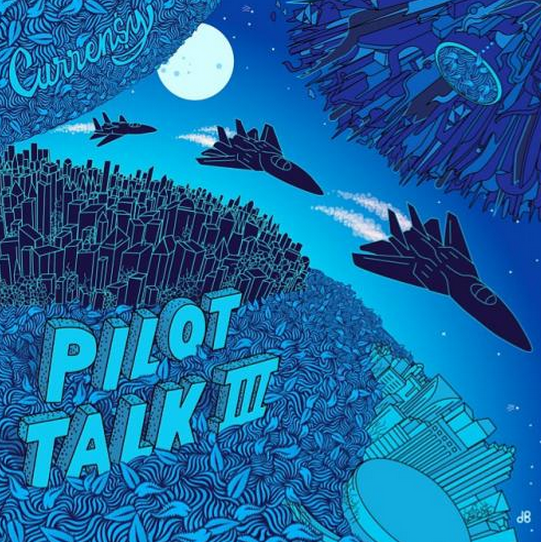 Curren$y - Pilot Talk 3  Cover Full album Stream