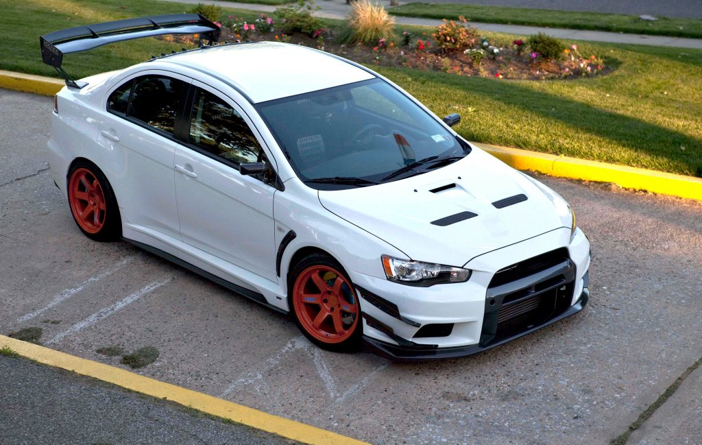 lancermalaya modified mitsubishi lancer evolution x with varis. Black Bedroom Furniture Sets. Home Design Ideas
