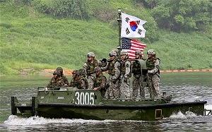 Korsel dan AS Kembali Gelar Latihan Militer Gabungan