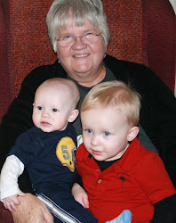 Grandsons melt your heart!